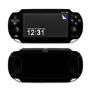 DecalGirl Sony PS Vita Skin - Solid State Black (Skin Only)