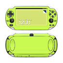 DecalGirl SPSV-SS-LIM Sony PS Vita Skin - Solid State Lime (Skin Only)