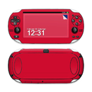 DecalGirl SPSV-SS-RED Sony PS Vita Skin - Solid State Red (Skin Only)