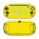 DecalGirl SPSV-SS-YEL Sony PS Vita Skin - Solid State Yellow (Skin Only)