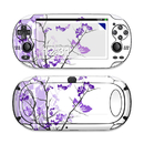 DecalGirl SPSV-TRANQUILITY-PRP Sony PS Vita Skin - Violet Tranquility (Skin Only)