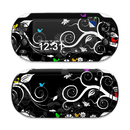 DecalGirl SPSV-TWEET-DK Sony PS Vita Skin - Tweet Dark (Skin Only)