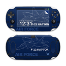 DecalGirl Sony PS Vita Skin - F-22 Raptor (Skin Only)