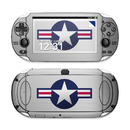DecalGirl SPSV-USAF-WING Sony PS Vita Skin - Wing (Skin Only)