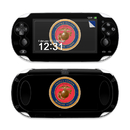 DecalGirl Sony PS Vita Skin - USMC Black (Skin Only)