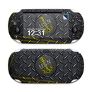 DecalGirl SPSV-USN-DPLATE Sony PS Vita Skin - USN Diamond Plate (Skin Only)