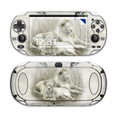 DecalGirl Sony PS Vita Skin - White Lion (Skin Only)