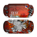 DecalGirl SPSV-WLILLY Sony PS Vita Skin - Wild Lilly (Skin Only)