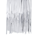 Aspire Large Fringe Curtain Decoration Wedding Backdrops Sequin Curtains 8 ft x 12 ft Window Tinsel