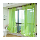 Aspire 4 Pcs Sheer Window Curtains, Tab Top Curtain Panels, 55.1 by 96.4 inch