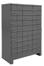 Durham 025-95 Drawer Cabinet Systems with 3-1/2