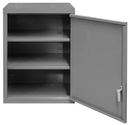Durham 070SD-95 Solid Door Wall Mount Cabinet, 14