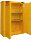 Durham 1045S-50 Flammable Safety Cabinets, 45 Gal., 43 X 18 X 66-3/8