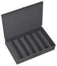 Durham 117-95 Large Compartment Boxes, Dl 6 W/C Vert