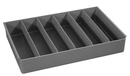 Durham 124-95-06/VERT-IND 6 Vertical Compartment inserts for Large Boxes