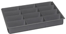 Durham 124-95-12-IND 12 Compartment inserts for Large Boxes