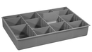 Durham 124-95-ADL-IND Variable Compartment inserts for Large Boxes with 9 Dividers