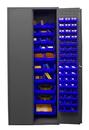 Durham 2500-138B-5295 16 Gauge Cabinets with Hook-On Bins