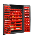 Durham 2501-BDLP-126-1795 16 Gauge Cabinets with Hook-On Bins