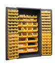 Durham 2501-BDLP-126-95 16 Gauge Cabinets with Hook-On Bins