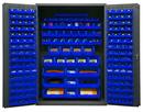 Durham 2502-186-5295 16 Gauge Cabinets with Hook-On Bins