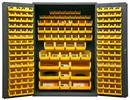 Durham 2502-186-95 16 Gauge Cabinets with Hook-On Bins