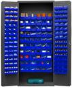 Durham 2603-156B-5295 16 Gauge Cabinets with Hook-On Bins