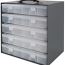 Durham 290-95 Rack for small plastic compartment boxes