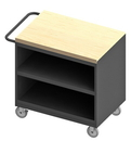 Durham 3111-MT-95 Mobile Bench Cabinet with 5