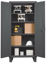 Durham 3702-4S-95 Cabinets with Adjustable Shelves