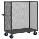Durham 3ST-EX3060-6PU-95 3 Sided Mesh Truck with 6