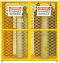 Durham EGCVC18-50 Gas Cylinder Storage Cabinets