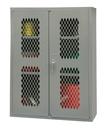 Durham EMDC-361848-95 Clearview Shelf Cabinets, 36X18X48, 2 Shelves