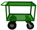 Durham GC-2436-2-10/12PN-83T Garden Cart with (2) 12