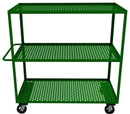 Durham GC-3060-3-6MR-83T Garden Cart with 6