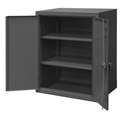 Durham HDC-243636-2S95 12 Gauge Counter Top Cabinet, 24X36X36, 2 Shelves