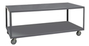 Durham HMT-2448-2-95 High Deck Portable Table, 24X48