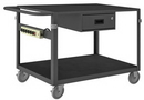 Durham IC24361DRPS5PU95 Instrument Cart with 5