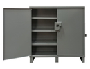 Durham JSC-602460-95 Job-Site and Table High Cabinets