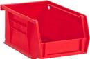 Durham PB30210-17 Hook-On Bins, 4W X 5L X 3H, Red