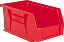 Durham PB30230-17 Hook-On Bins, 6W X 11L X 5H, Red
