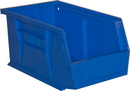 Durham PB30230-52 Hook-On Bins, 6W X 11L X 5H, Blue