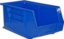 Durham PB30240-52 Hook-On Bins, 8W X 15L X 7H, Blue
