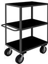 Durham RIC-367250-3-95 3 Shelf Rolling Instrument Cart