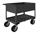 Durham RSC12-243636-2-8PN-95 Rolling Service Cart with 12