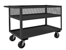 Durham RSC12-EX2448-2-3.6K-95 Rolling Service Cart with 12