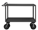 Durham RSCE-2430-2-8SPN-95 Rolling Service Cart with 8