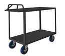 Durham RSCE-2448-2-ALD-8PUSB-95 Rolling Service Cart with 8