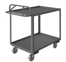 Durham RSCE-3048-2-95 Rolling Stock Cart with Ergonomic Handle