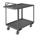 Durham RSCE-3060-2-95 Rolling Stock Cart with Ergonomic Handle